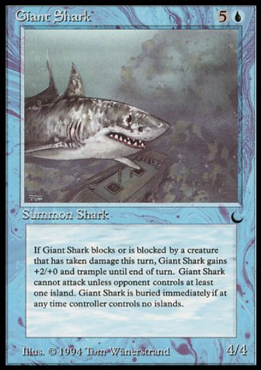【DRK】 Giant Shark (英) No.029