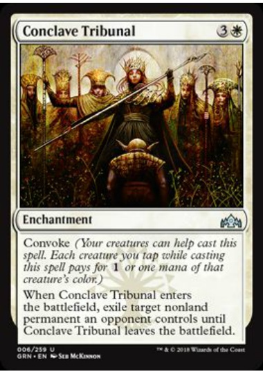 【GRN】 Conclave Tribunal/議事会の裁き (英) No.006