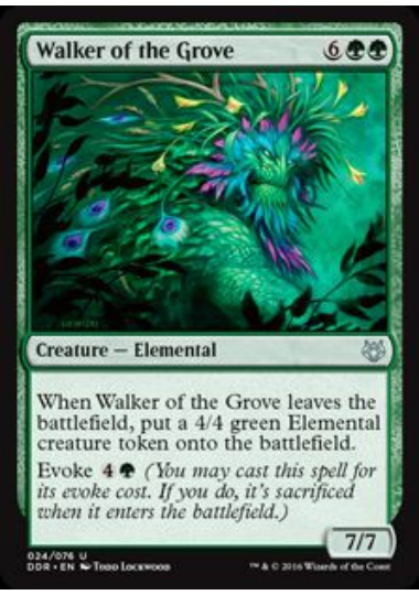 【NVSO】 Walker of the Grove/木立を歩むもの (英) No.024
