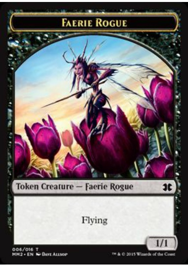 【MM2-TOKEN】 Faerie Rogue Token/フェアリー・ならず者トークン (英) No.006