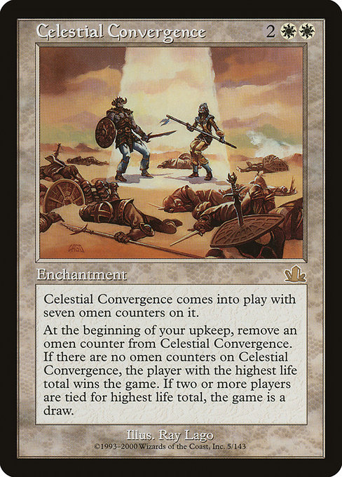 【PCY】 Celestial Convergence/天界の収斂 (英) 【Foil】 No.005