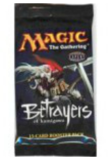 【PACK】 Betrayers of Kamigawa Booster/神河謀反 ブースター (英)