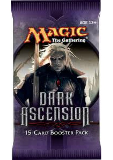 【PACK】 Dark Ascension Booster/闇の隆盛 ブースター (英)