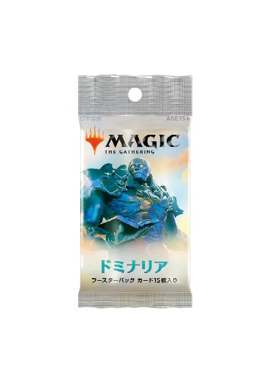 【PACK】 Dominaria Booster/ドミナリア ブースター (日)
