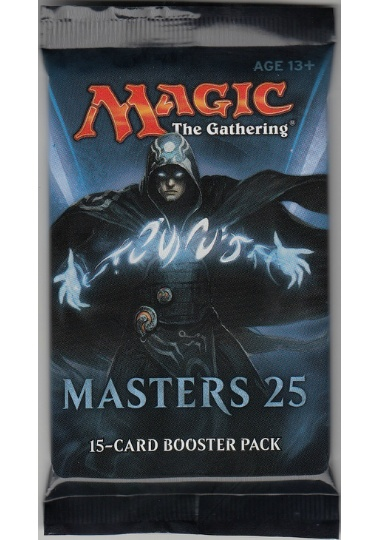 【PACK】 Masters 25 Booster/マスターズ25th ブースター (英)