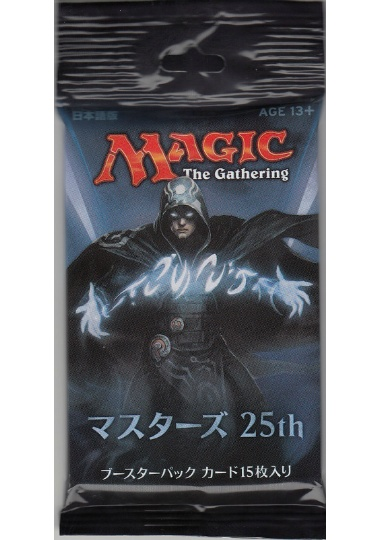 【PACK】 Masters 25 Booster/マスターズ25th ブースター (日)