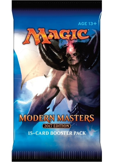 【PACK】 Modern Masters 2017 Edition Booster/モダンマスターズ 2017年版 ブースター (英)