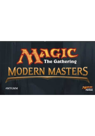 【PACK】 Modern Masters Booster Pack/Modern Masters ブースターパック (英)