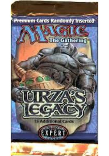 【PACK】 Urza's Legacy Booster/ウルザズ・レガシー ブースター (英)