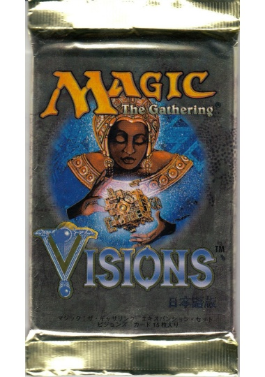 【PACK】 Visions Booster/ビジョンズ ブースター (日)