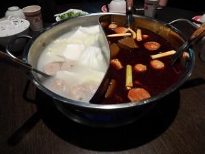 太和殿の鍋