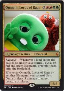 gachapinn, Locus of Rage