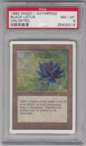 UN-Black Lotus BGS8.5→PSA8