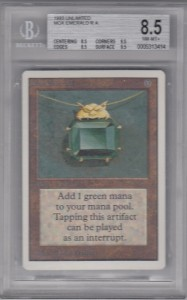 UN-Mox Emerald BGS8.5