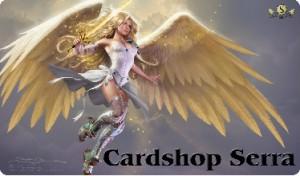 Cardshop Serra Angel Playmat