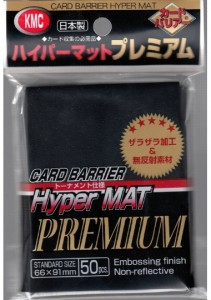 KMC Card Barrier Hyper Mat Premium_L