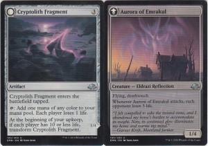 Cryptolith Fragment - Aurora of Emrakul