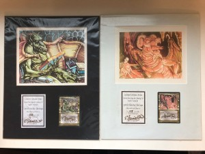 Elder Dragon Lithograph
