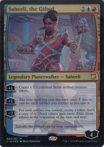 Saheeli, the Gifted