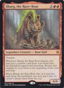 猪の祟神、イルハグ