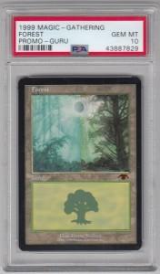 Guru Forest PSA10