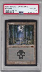 Guru Swamp PSA10