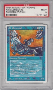 Summer Air Elemental PSA9