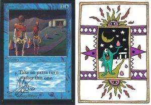 MTGのための未来への歩み:託された想いとカード
